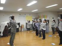 2012年6月4~15日『東北大学混声合唱団有志』V.T.整体研究
