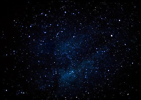 街にはこんなにたくさんの星があっただろうか?