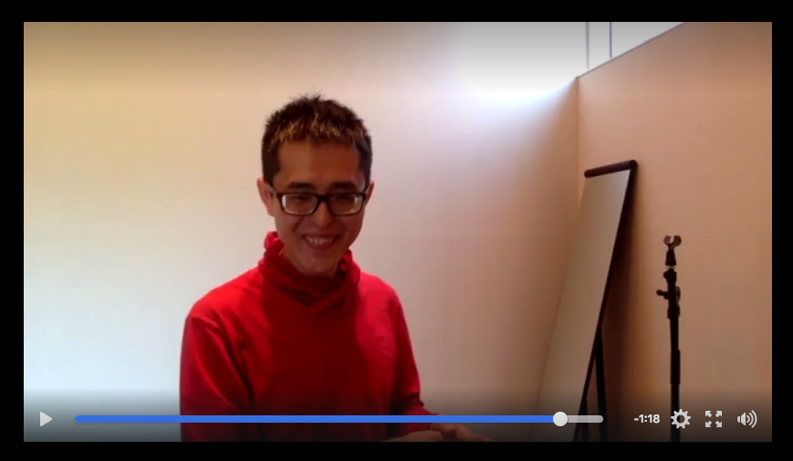 【倍音と声】中二病覚醒講座のプレ講義動画